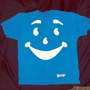 Vintage Koolaid man t shirt